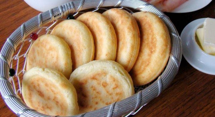 Arepas comida tipica de venezuela