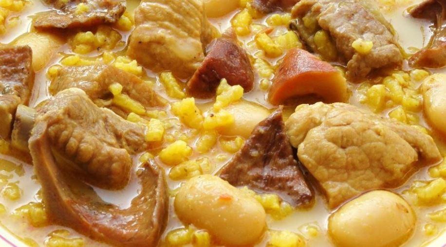 comida tipica de zamora