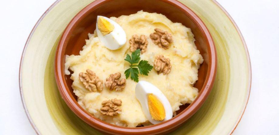 Atascaburras comida tipica de Albacete