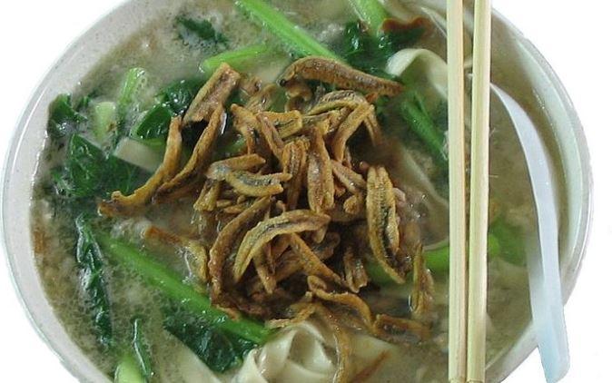 Ban mian platos tipicos de china