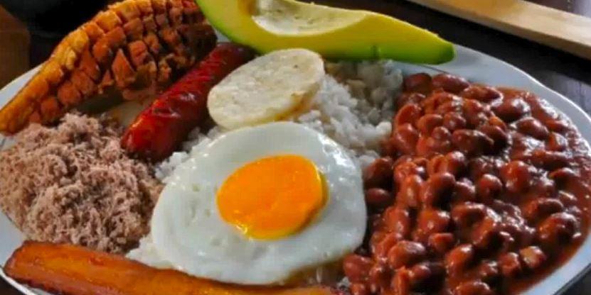 Las Comidas típicas de Colombia ⋆ La Gastronomía Típica