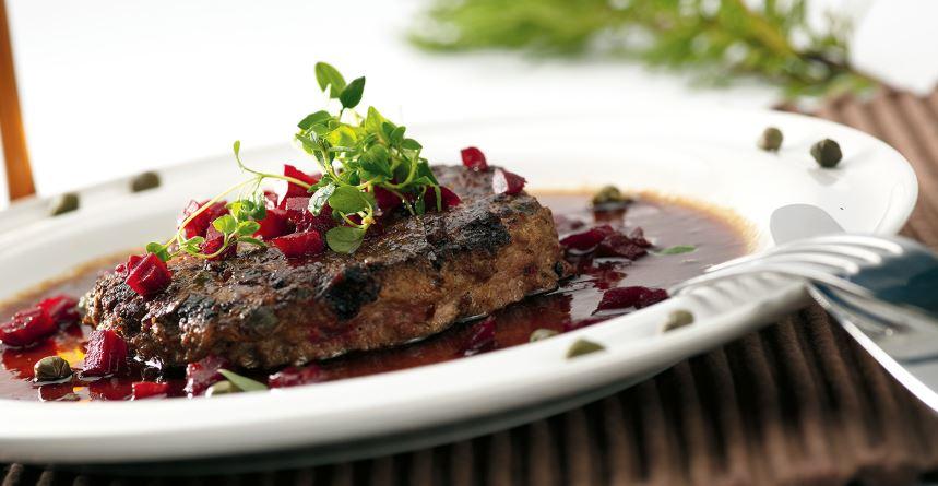 platos tipicos de suecia Biff à la Lindström
