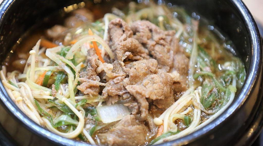 Bulgogi gastronomía de corea del norte