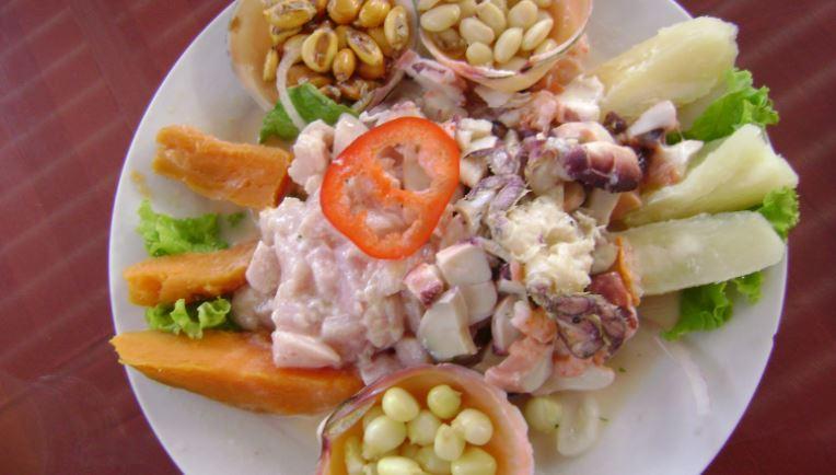 Ceviche recetas costarricenses