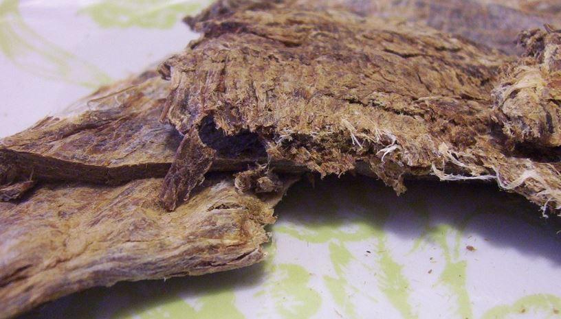 Charqui comida tipica de chile