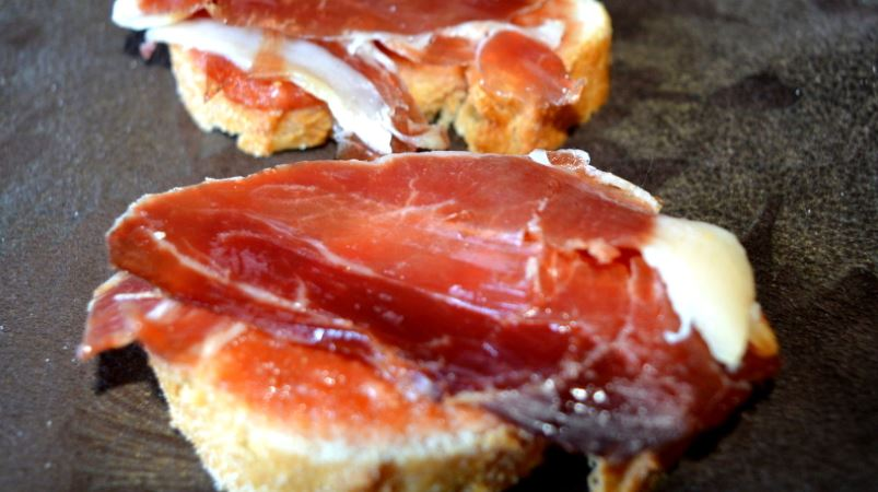 Delicias de Teruel comida tipica teruel