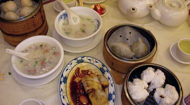 comida tipica de china