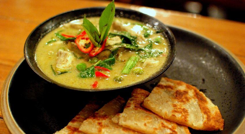 Kaeng khiaw cocina tailandesa