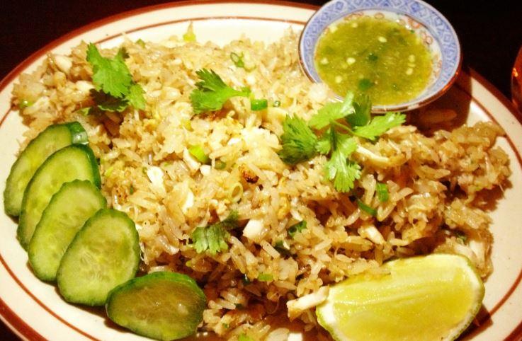 Kao pat comidas tipicas de tailandia