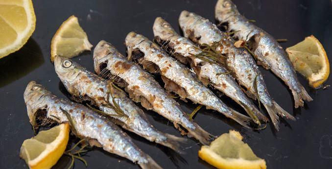 Las sardinas a la santandereana comida tipica santander