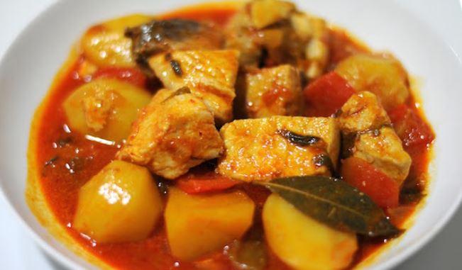 Marmitako comida vasca
