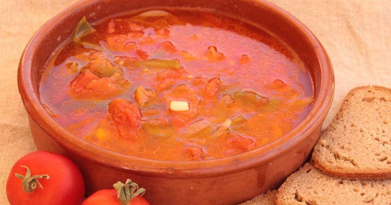 Oliaigua comida tipica de menorca