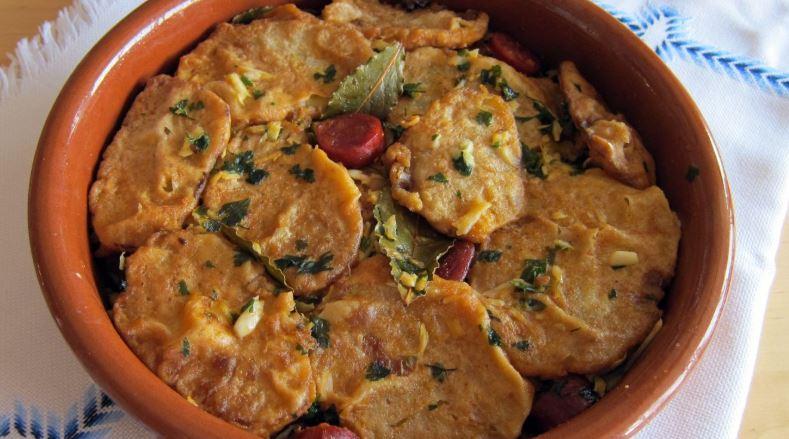 Patatas a la importancia gastronomia de valladolid
