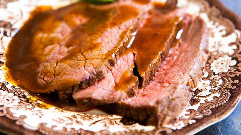 Roast Beef comidas inglesas