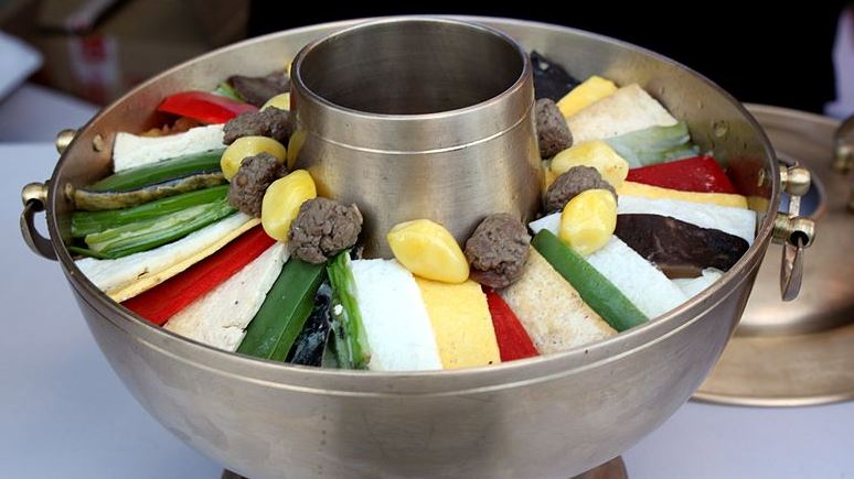Sinseollo comida tipica coreana