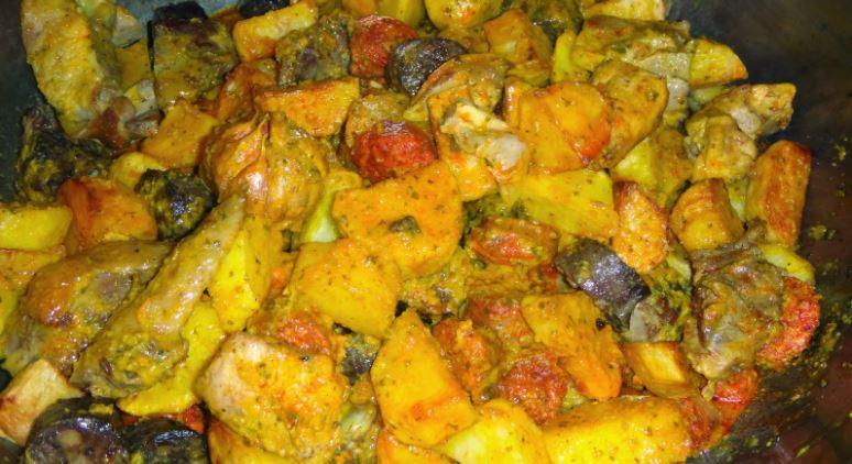 gastronomia ibiza Sofrito payés
