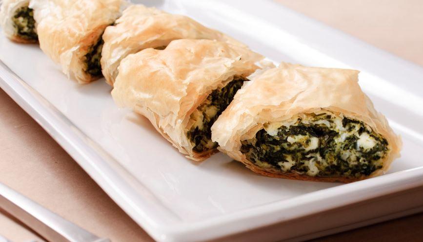Spanakopita gastronomia de grecia