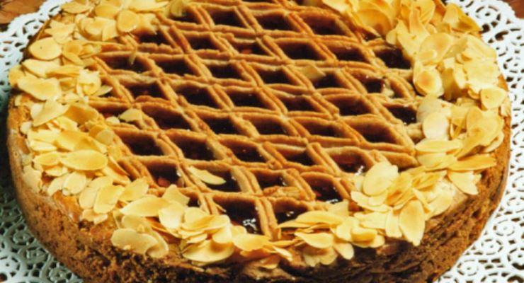 Linzer torte o Tarta de linz cocina europea