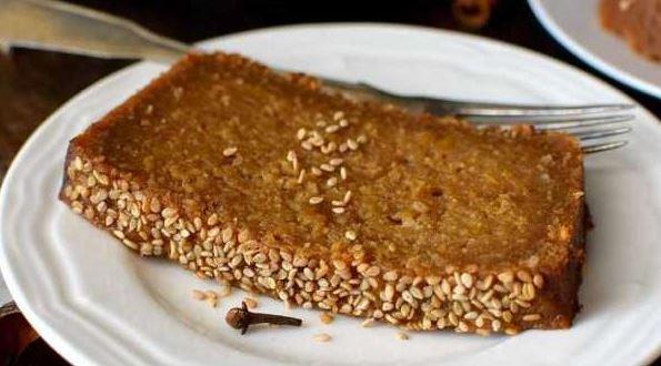 Torta Bejarana 10 comidas tipicas de venezuela
