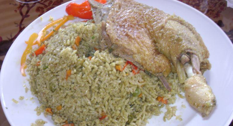 arroz de pato cocina portuguesa