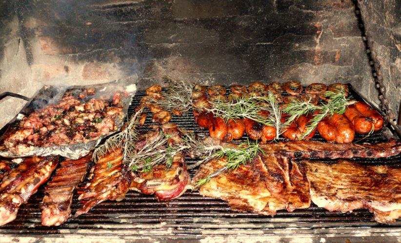 asado comida tipica argentina