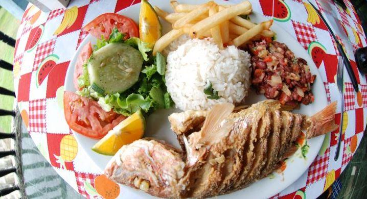 casado comidas tipicas de costa rica