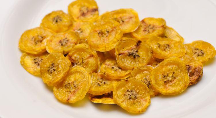 chips de platano recetas tipicas de costa rica
