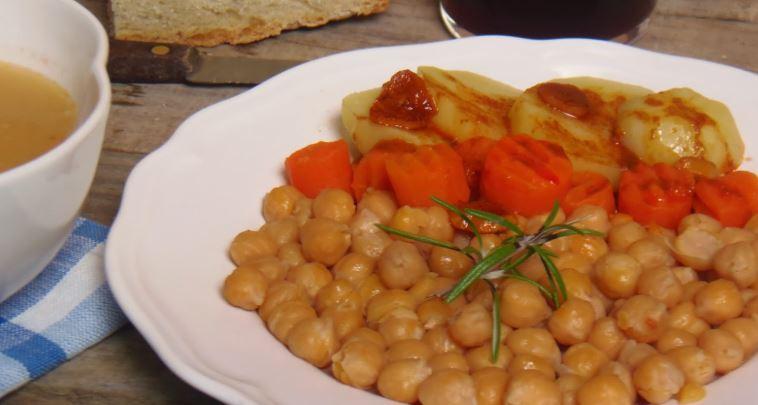 platos tipicos de zamora Cocido zamorano