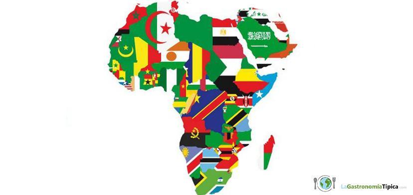 Las Comidas típicas de África
