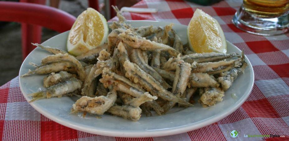 comidas bebidas andalucia