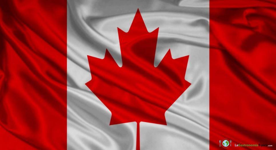 Las Comidas típicas de Canadá