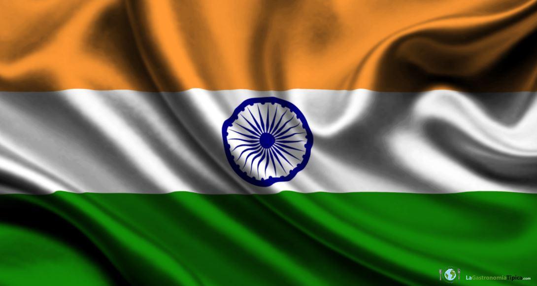 Las Comidas típicas de la India
