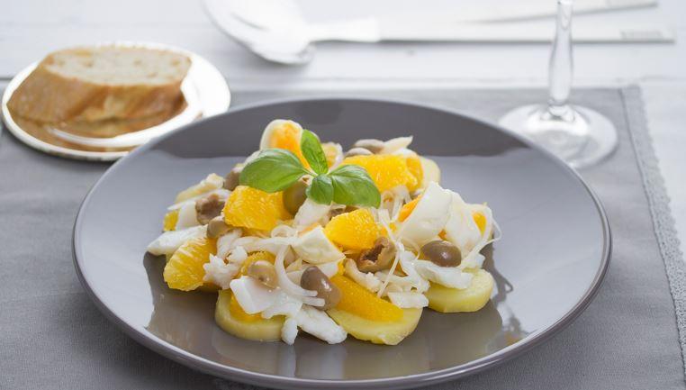 ensalada malaga plato tipico de malaga