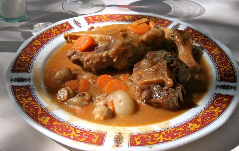comida tipica cordoba Rabo de Toro