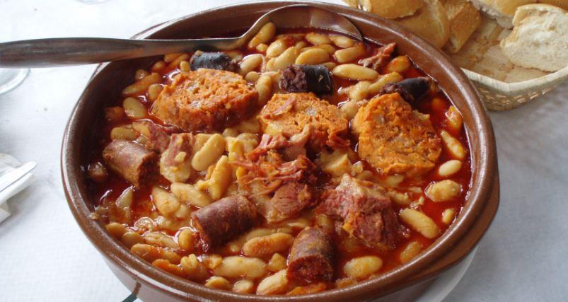 fabada comida tipica de asturias