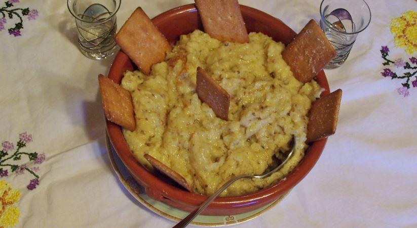 gachas platos tipicos de teruel