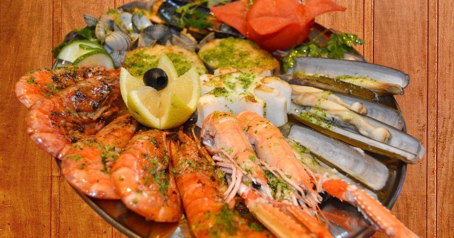 mariscada comidas tipicas gallegas