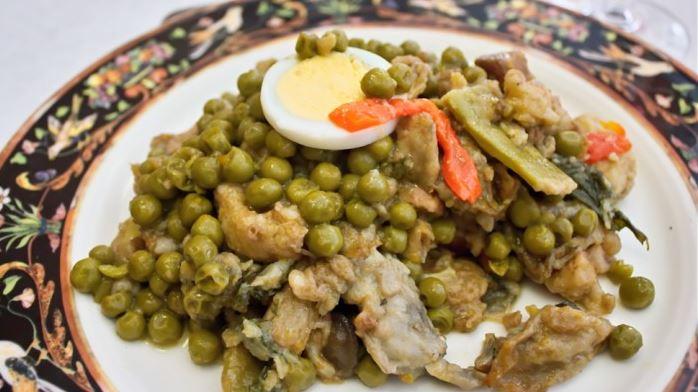 menestra palentina gastronomia palencia