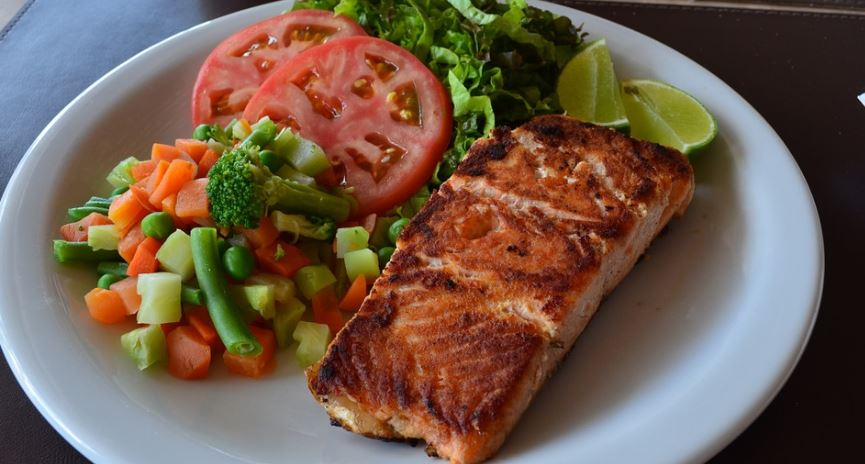 Pescados a la plancha comida tipica de almeria