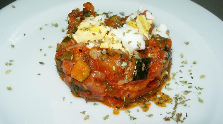 pisto manchego platos tipicos de ciudad real