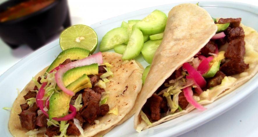 comida tipica del norte de mexico tacos
