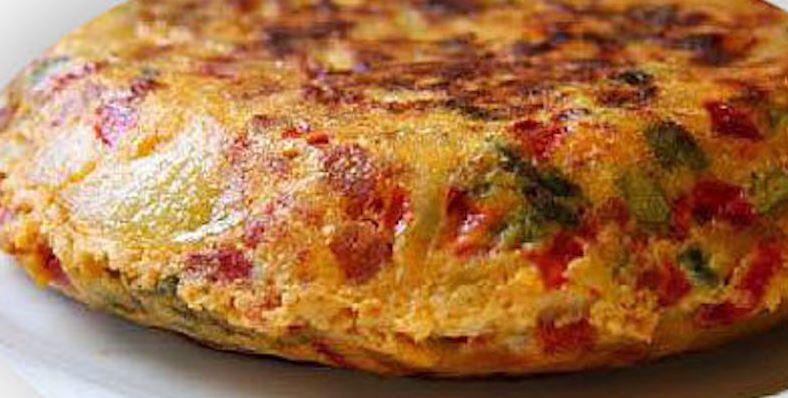 tortilla de sacromonte comida tipica de granada
