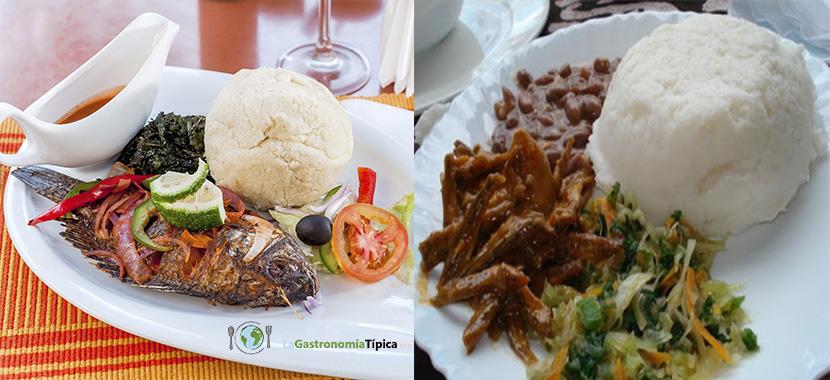 ugali africa comida tipica de africa