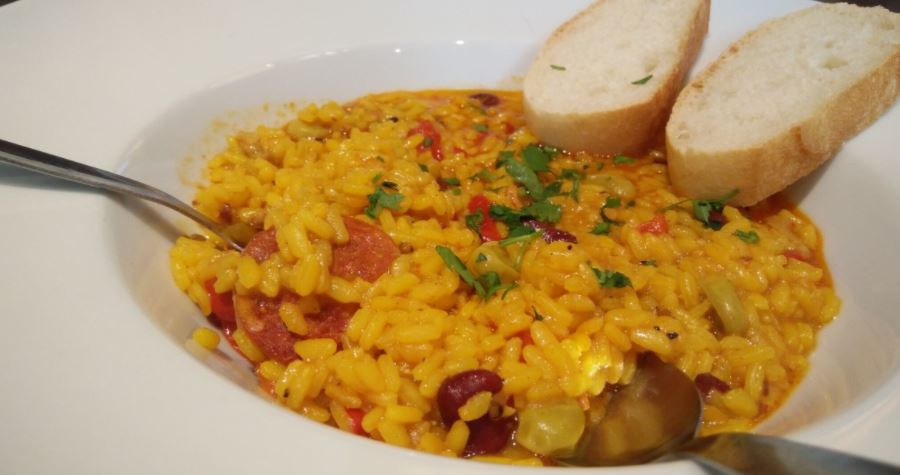 arroz con pollo platillos tipicos de cuba