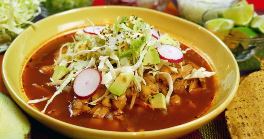 una de las comidas más populares de Belice