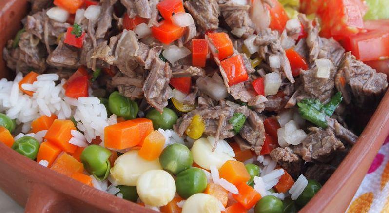 Salpicón tradiciones de honduras comidas tipicas