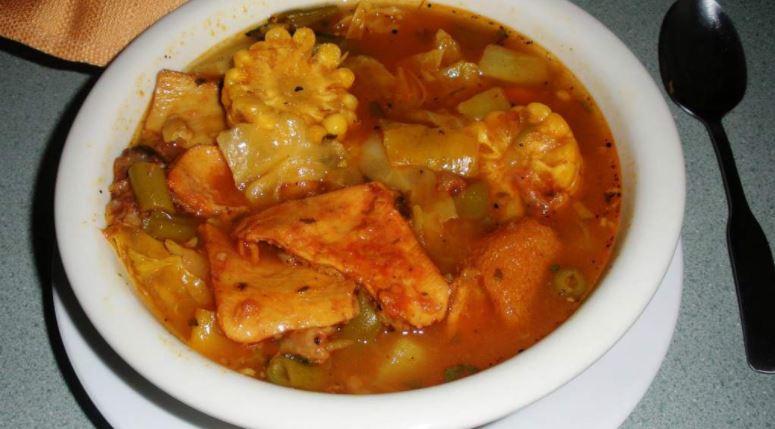 Sopa de mondongo recetas de comida hondureña