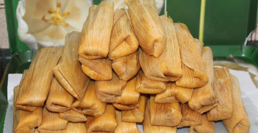 gastronomía mexicana Tamales