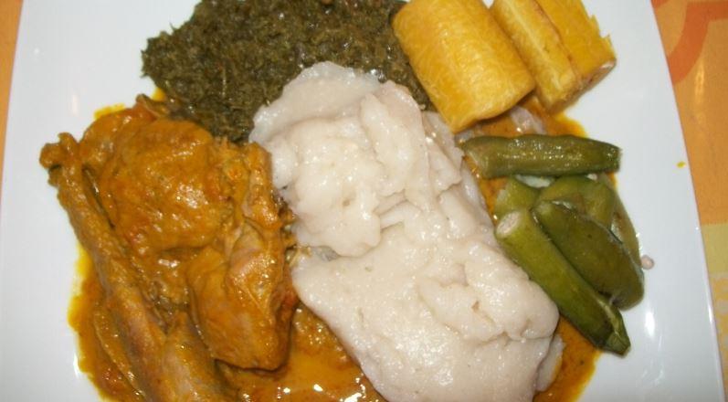 Moamba gastronomia de angola