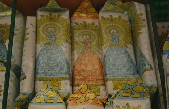Adoquin del Pilar postres tipicos de zaragoza